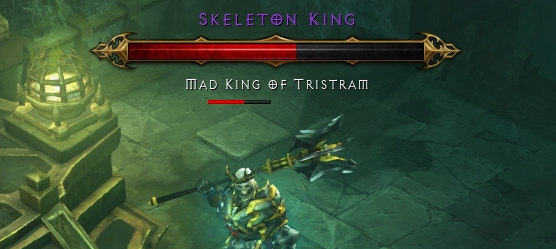 Farming the Skeleton King