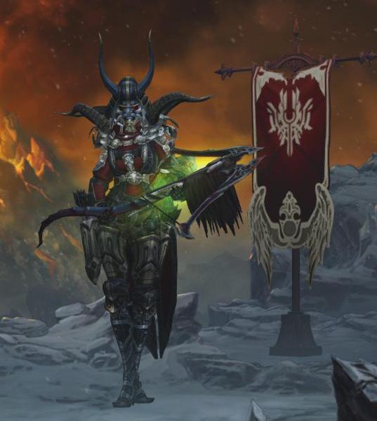 Build Leveling Dh Diablo